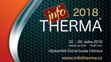 Pozvánka na výstavu Infotherma 2018