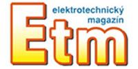 ETM elektrotechnický magazín