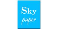 Sky paper
